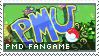 Pokemon Mystery Universe Group Stamp by Ankoku-Flare