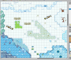 Ice Cold PMD Style Tile Test Map by Ankoku-Flare
