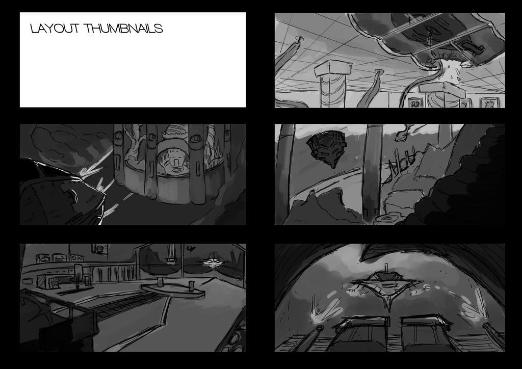 Layout thumbnails - Foreverland by FlamesofFireLily