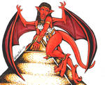 Egyption Gargoyle