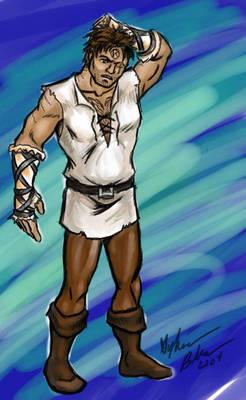Marcus Costume Design