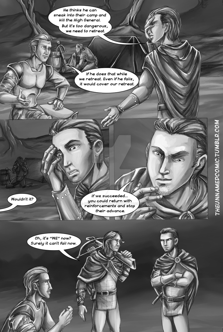 The Unnamed: page 3 by SilverKitty000