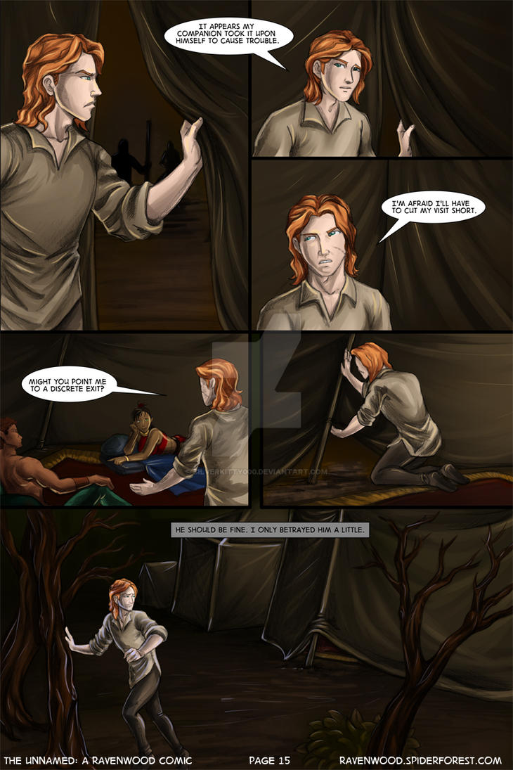 The Unnamed Page 15 by SilverKitty000