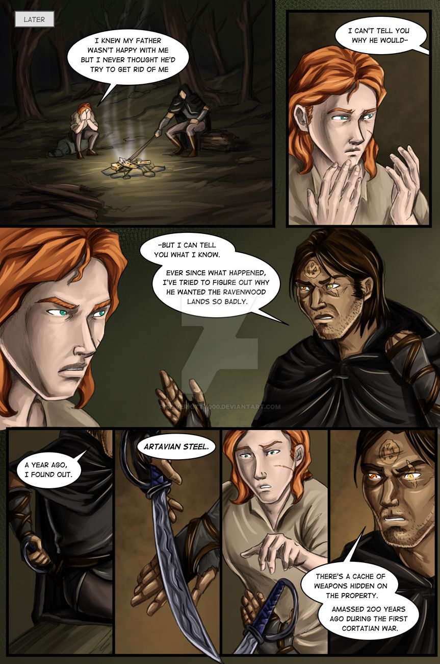 The Unnamed Page 23 by SilverKitty000