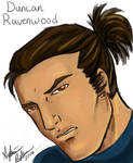 Duncan Ravenwood - headshot