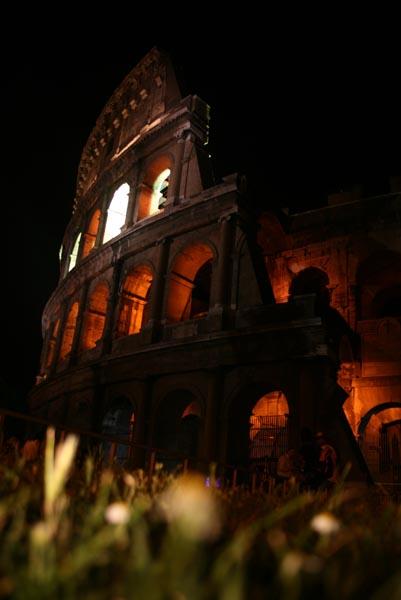 Majestic Colosseum by no0ra