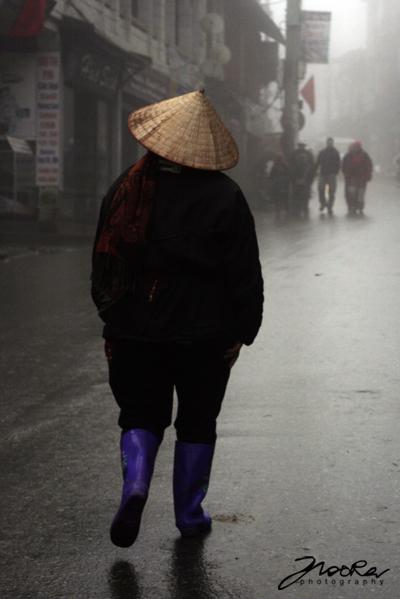 Memory Walk Down the Lane by no0ra