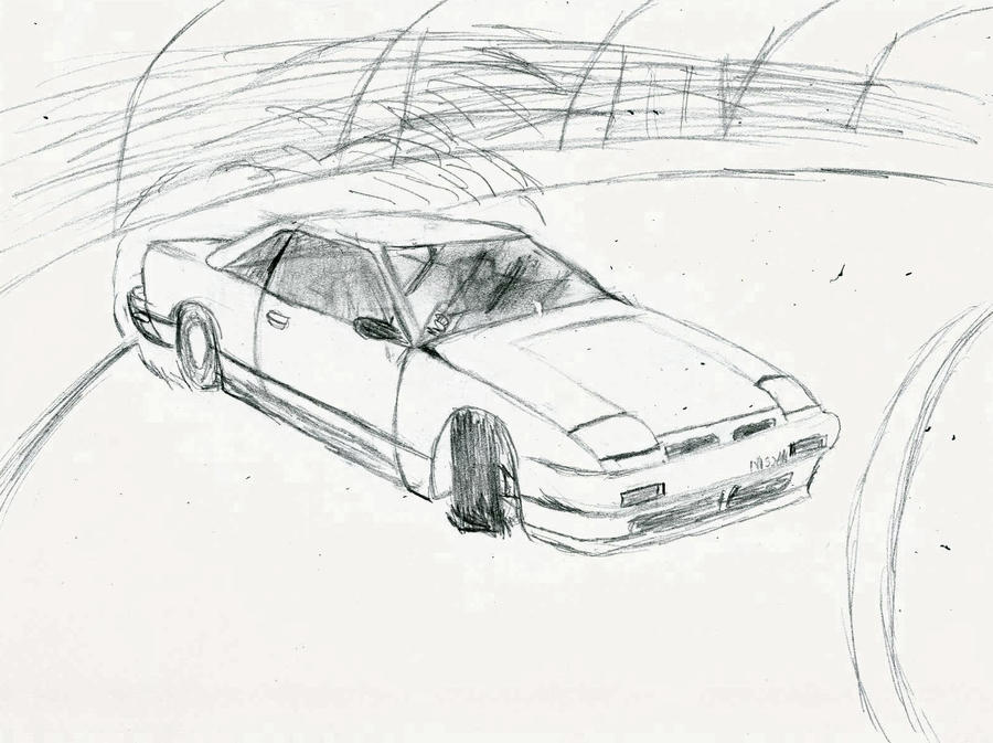 s13 nissan silvia coloring pages