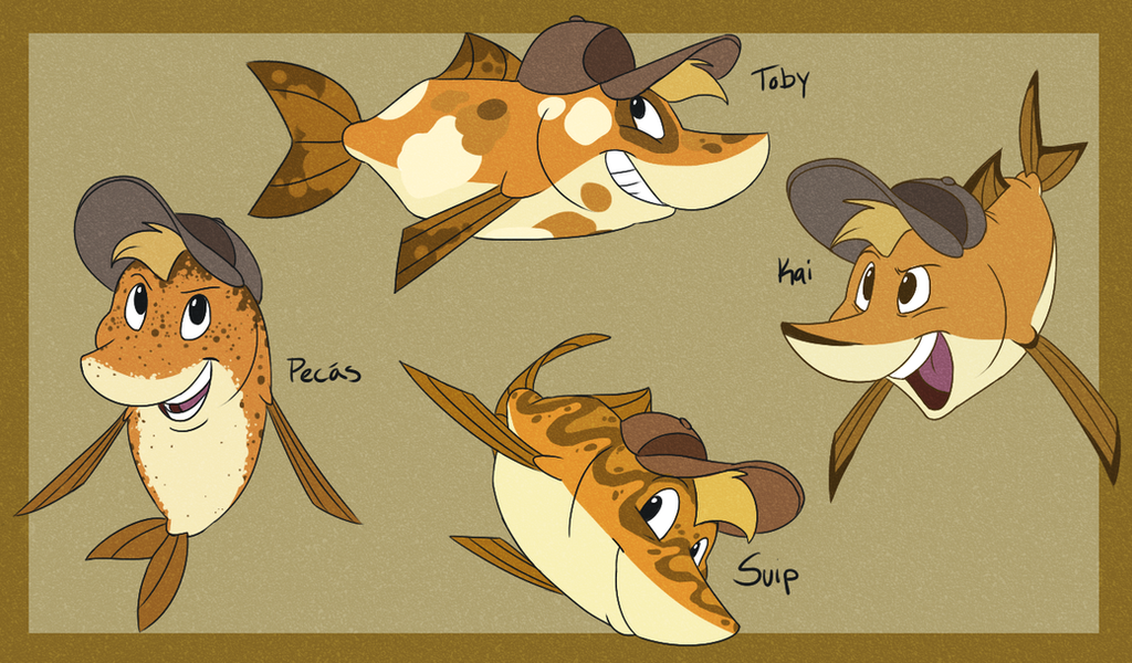 Fly variants by pumpkinsoup on deviantart for Help i ma fish