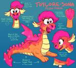 Toycore Sona (Plush Form)