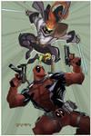 Deadpool Vs. Shatterstar