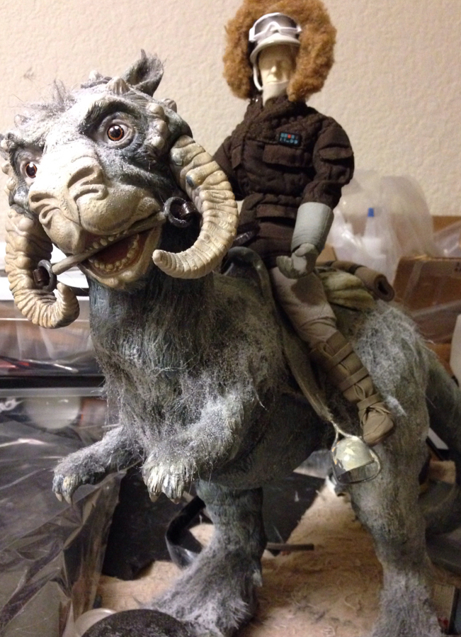 Customized taun tuan by NormanWong