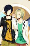 C : Kean and Sora