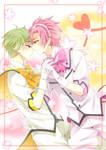 C : Ryuu and Io