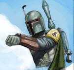 Boba Fett - Colors