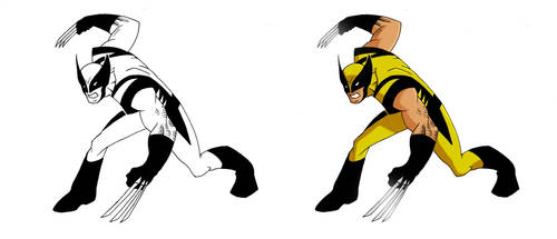 Wolverine - Animated