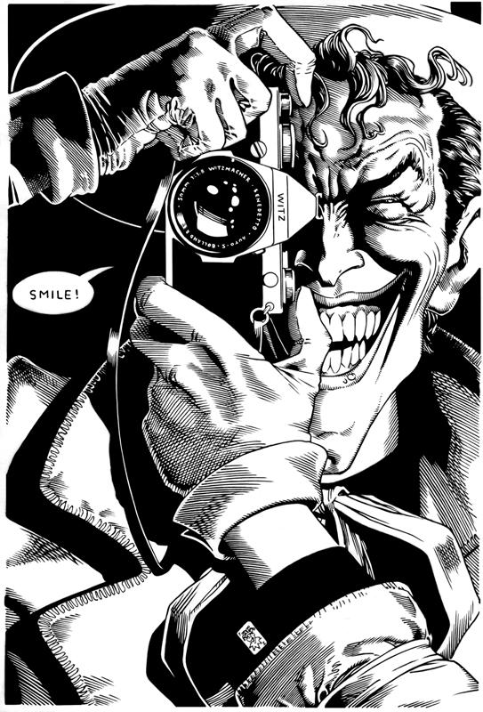 The Killing Joke - Inks2010 by adr-ben