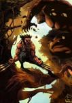 Wolverine vs Sabertooth Colors