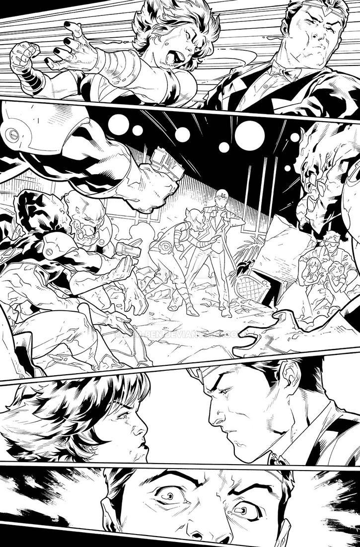 Uncanny Inhumans #16 Page 19 by adr-ben