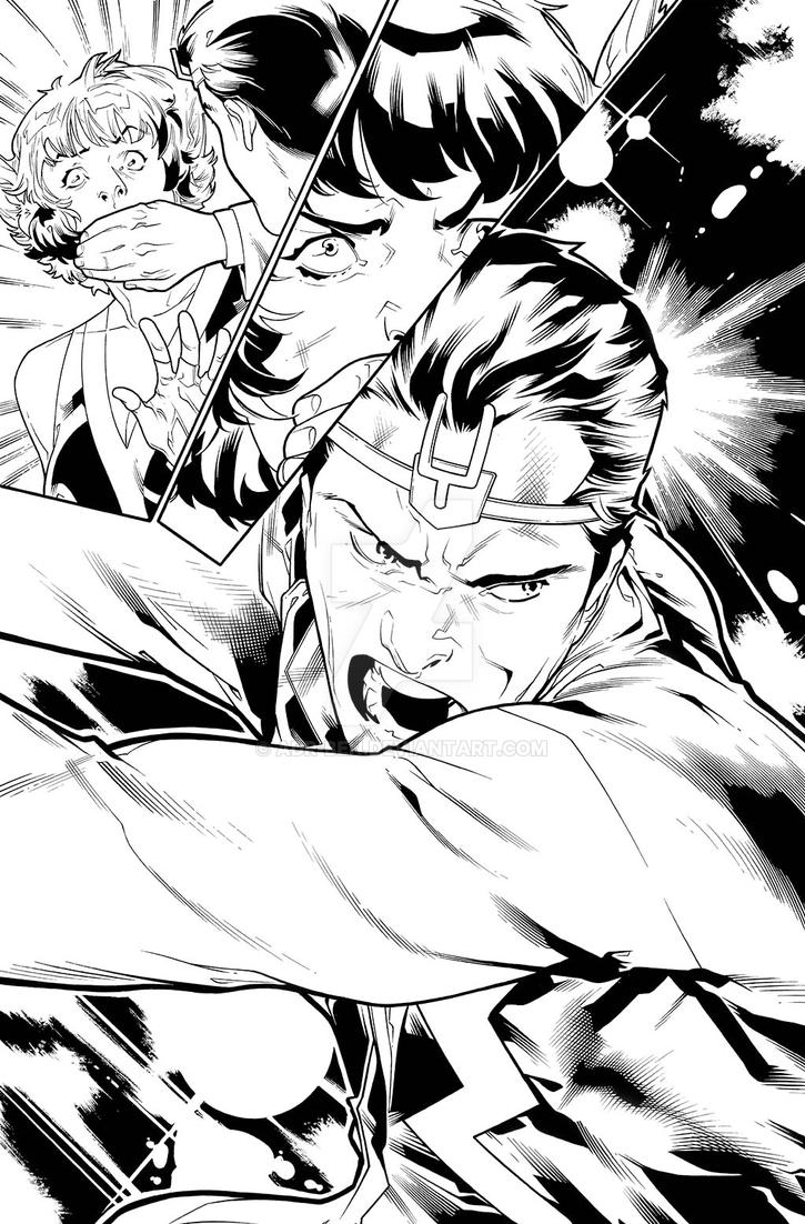 Uncanny Inhumans #16 Page 20 by adr-ben