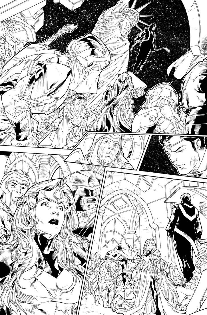 Uncanny Inhumans #17 Page 7 by adr-ben