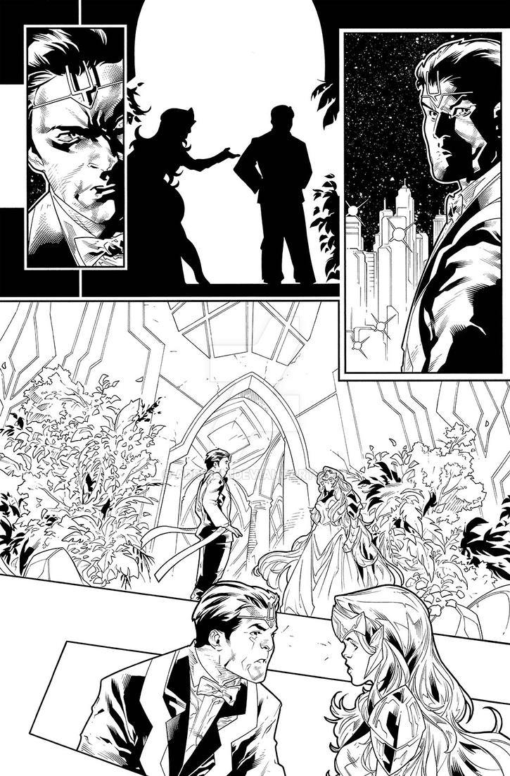 Uncanny Inhumans #17 Page 9 by adr-ben