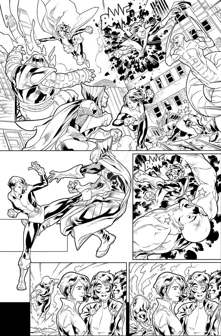 X-Men Gold #4 - Page 06 by adr-ben