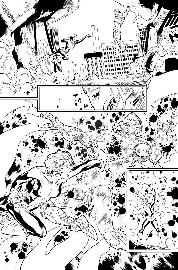 X-Men Gold #5 - Page 7 by adr-ben