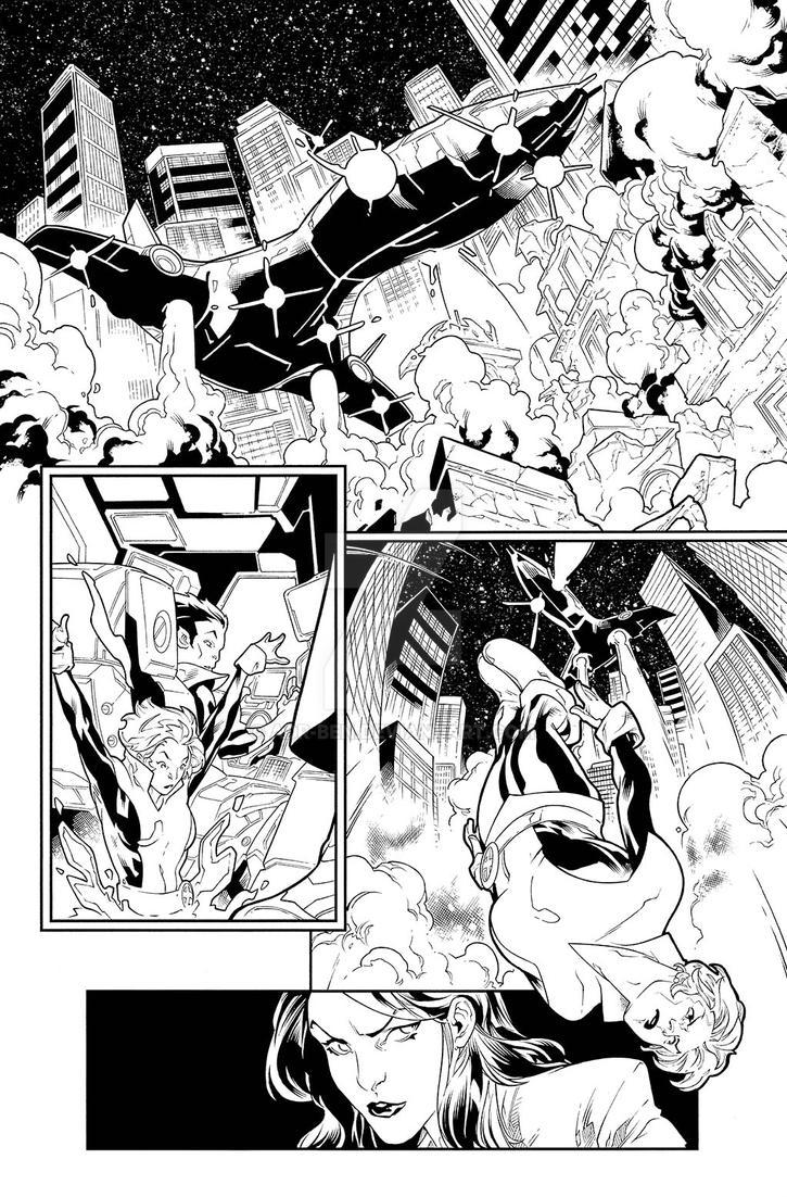 X-Men Gold #5 - Page 12 by adr-ben
