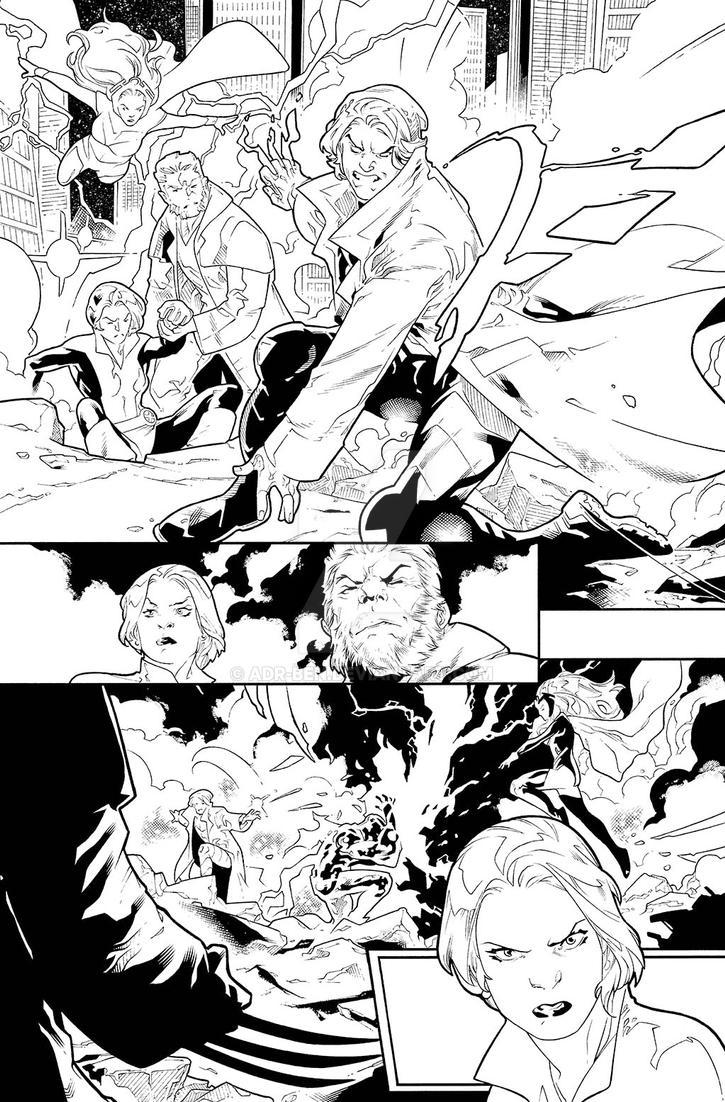 X-Men Gold #5 - Page 14 by adr-ben