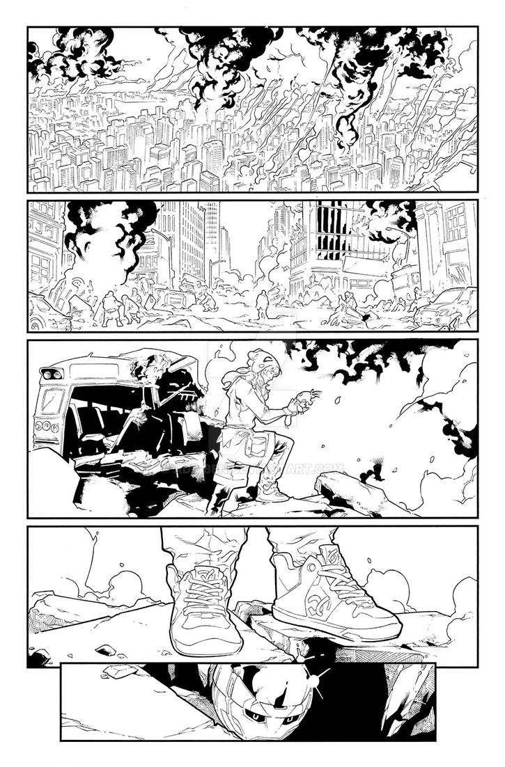 X-Men Gold #6 - Page 20 by adr-ben