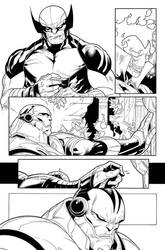 Powers of X #2 - Page 12 - INKS