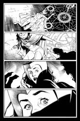Empyre X-Men #4 - Page 01 INKS