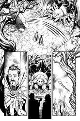 Empyre X-Men #4 - Page 08 INKS
