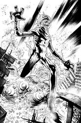 Empyre X-Men #4 - Page 11 INKS