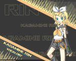 Kagamine Rin- Vocaloid 2