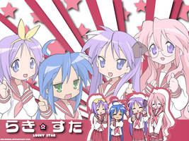 Lucky Star's Cast by Nolohndz