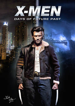 X-Men - Days of Future Past - Wolverine