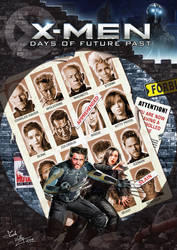 X-Men Days of Future Past 2014  - Mark Kelly