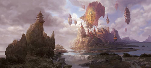 The temple of God by fengua-zhong