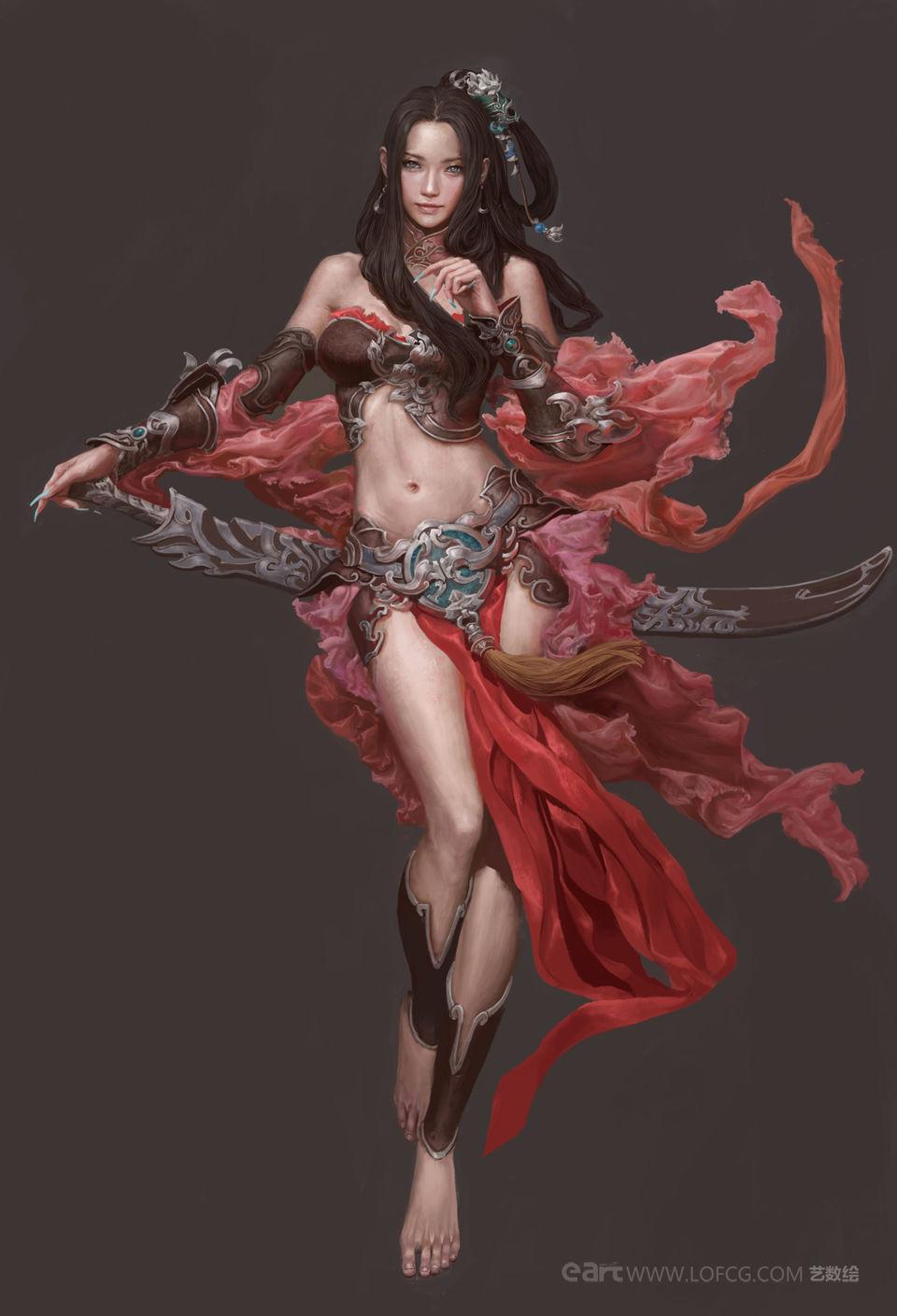 https://orig10.deviantart.net/ac4b/f/2016/238/1/5/princess_by_fenghuaart-dafc6m2.jpg