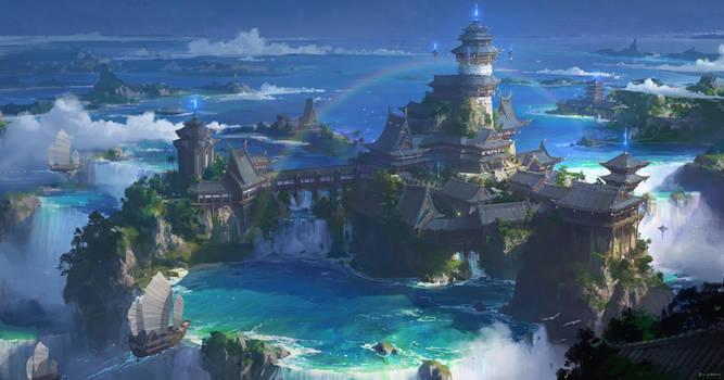 Chinese style - wonderland