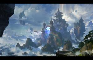 Wonderland by fengua-zhong