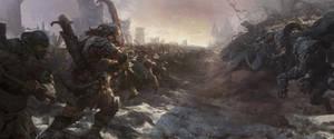 War by fengua-zhong