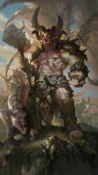 The Roar - Ream by fengua-zhong