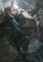Angel by fengua-zhong