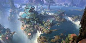 Jungle harbor