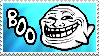Trolling Boo Stamp by NeoZ7