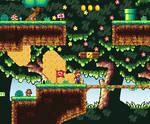 Mock-Up -- Mario