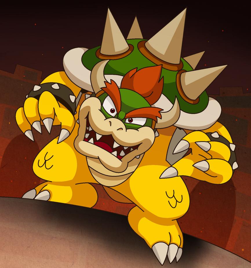 King Koopa by NeoZ7